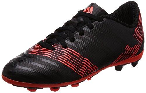 FxG 4 Nemeziz J Negbas Unisex de Adulto Fútbol 17 Negbas Negro Adidas Botas Rojsol 000 wxgtq