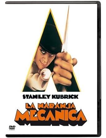 La Naranja Mecánica [DVD]: Amazon.es: Malcom Mcdowell, Patrick ...