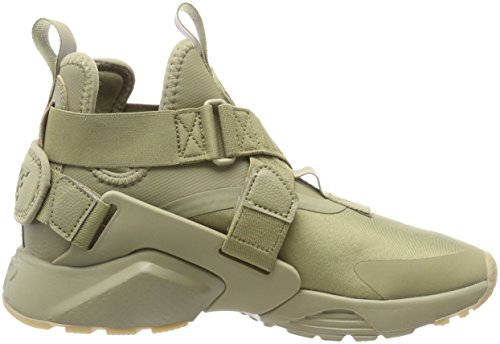 200 Olive Air Donna City Neutra Huarache Nike Multicolore Neutral Sneaker zS0nwRxq