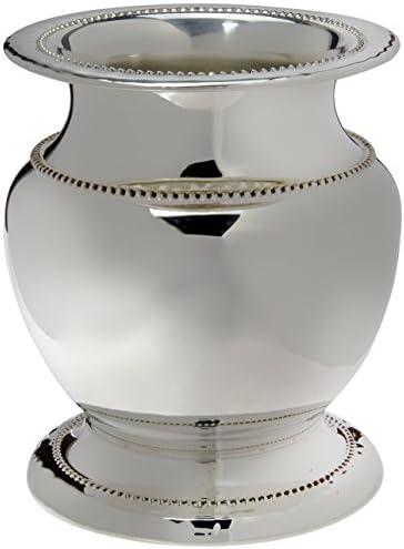 Heritage Banded Bead Vase