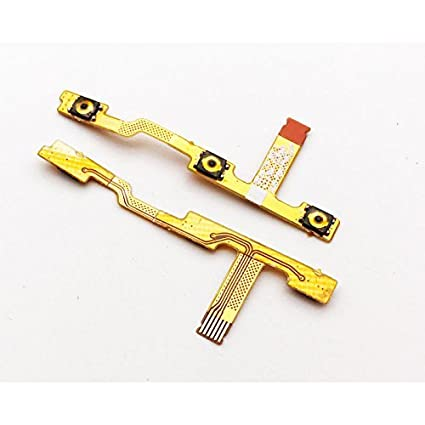 Power On Off Volume Button Up Down Key Flex Cable Replacement Part Compatible With Samsung Tab 4 T230 at amazon
