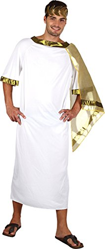 Ancient Roman Shoes (Adults Fancy Party Historical Ancient Imperial Roman Gladiator Toga Man Outfit)