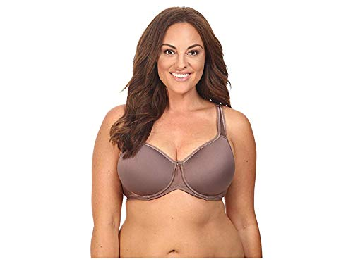 Wacoal Women's Basic Beauty Spacer Underwire T-Shirt Bra 853192 Deep Taupe 34DDD