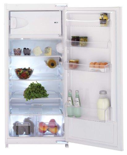 Beko RBI 2302 F Einbau-Kühlschrank / A++ / Kühlteil: 164 L / Gefrierteil: 20 L / 4-Sterne-Gefrierfach / Festtürtechnik/ weiß