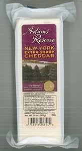Adam's Reserve NY Extra Sharp White Cheddar (10 Ounces)