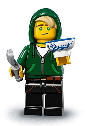 LEGO Ninjago Movie Minifigures Series 71019 - Lloyd Garmadon]()