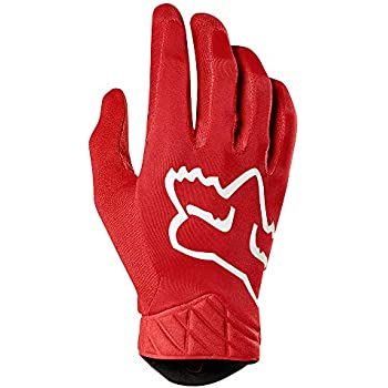 2019 Fox Racing Airline Gloves-Red-M