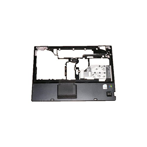 Packard Hewlett Smart Print (HP 418882-001 Top cover (chassis top) - Includes touchpad, smart card reader, and fingerprint sensor board)