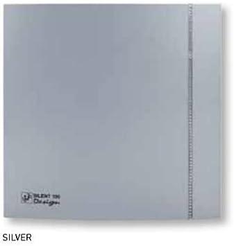 S & p silent 100 - Ventilador helicoidal tubular silent100 cz ...