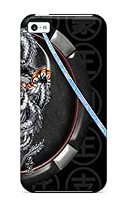 Awesome Case Cover/iphone 5c Defender Case Cover(naruto Destkop Backgrounds Hq Photography)