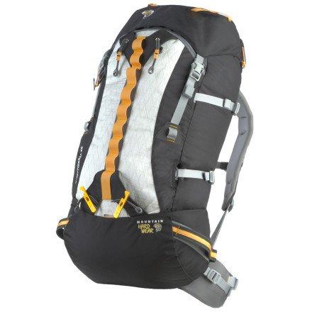 Mountain Hardwear Direttissima 46 Backpack – Black – Small, Outdoor Stuffs