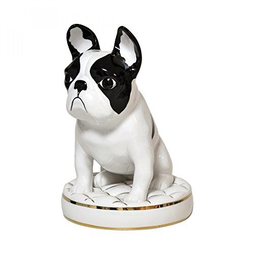 (Goebel Special Dogs French Bulldog Mimikri, Uta Koloczek, Dog, Decoration, Porcelain, 25050170)