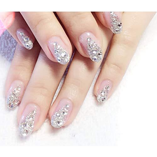 5pcs Pinceles Pintauñas UV Gel,Pinceles para Manicura de uñas acrílicas Lápices para Decorar uñas Cepillo de uñas de Doble Cabeza y Pluma de ...