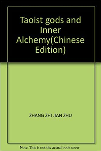 Book Taoist gods and Inner Alchemy