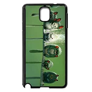 Samsung Galaxy Note 3 Cell Phone Case Black Beam rats 3D W7M6CD