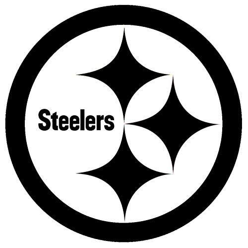 Pittsburgh Steelers Die Cut Vinyl Sticker Decal ()