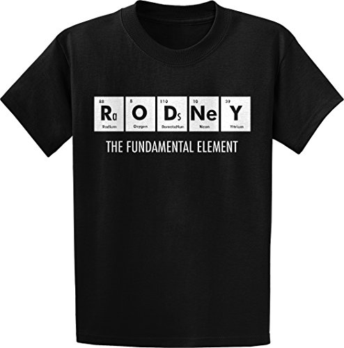 Threads of Doubt Rodney The Fundamental Element Chemistry (Rodney Tee Shirt)