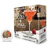 Keurig Kold Rita's & Tina's Strawberry Margarita (Box of 4)