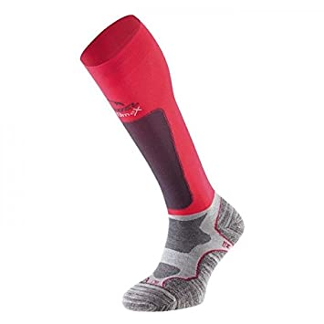 Lurbel Socks Trail Plus, color fucshia, talla S