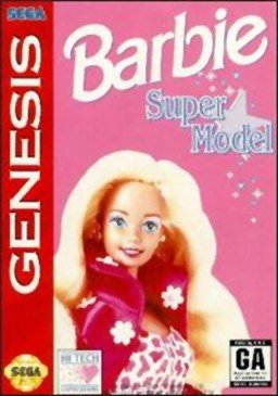 Barbie: Super Model