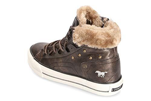 Sneaker Donna Bronzo Mu5 Mustang 089 qt4fg6E