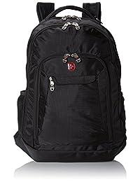 SwissGear Laptop Backpack (Black)