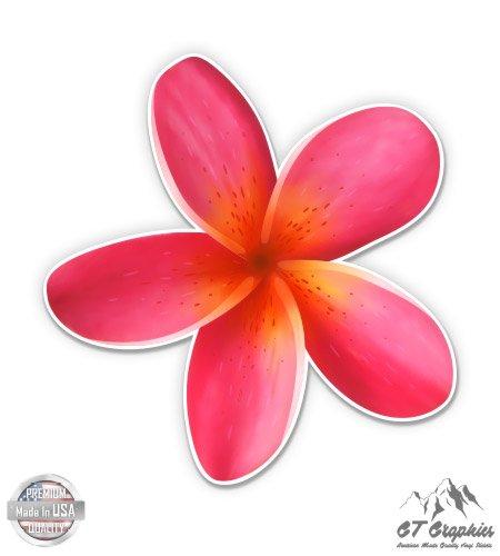 GT Graphics Plumeria Flower Pink - 3