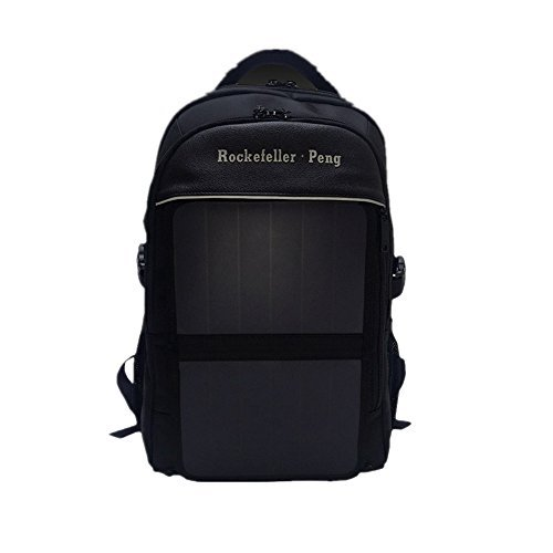 HOWO Solar Backpack Charger 6.5W Solar Panel Daypack