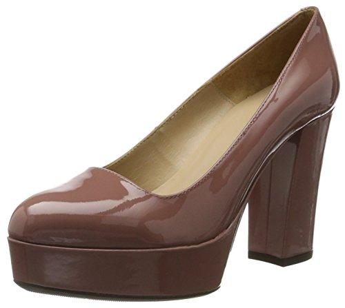pa Robine Para De old Rosa Mujer Unisa Pink Tacón Zapatos Bxqn7w