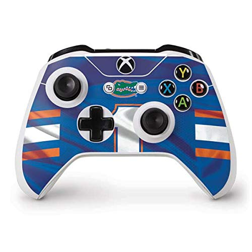 promo code b39b2 a8060 Amazon.com: Skinit Florida Gators Jersey Xbox One S ...
