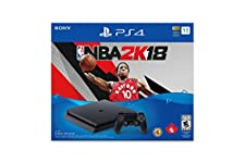 Playstation 4 - 1TB Slim - NBA 2K18 Bundle Edition
