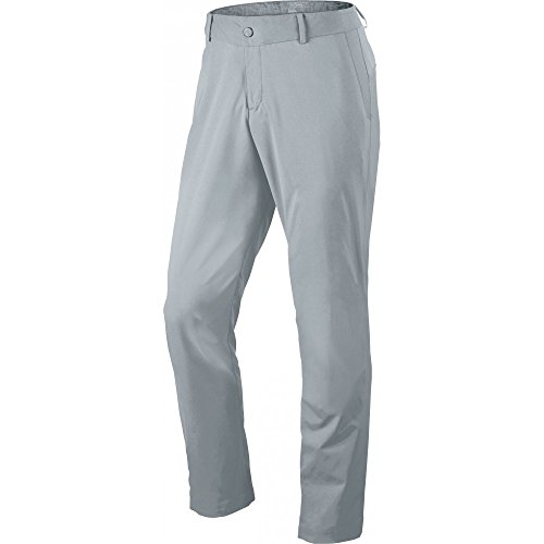 Nike Golf Men's Modern Tech Woven Pants, Wolf Grey, 38 X 32