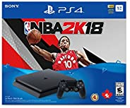Playstation 4 1TB Slim - NBA 2K18 Bundle Edition