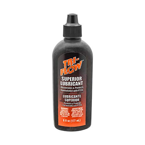 SUPERIOR LUBE TRI-FLOW 6oz DRIP BOTTLE product image