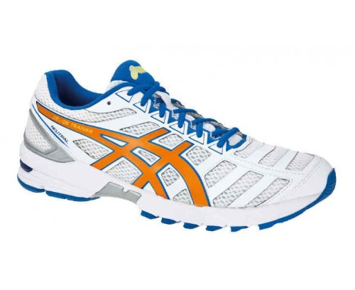 ASICS GEL-DS TRAINER 18 NEUTRAL RUNNING SHOES - 11.5 White  Amazon ... 827b0d83d