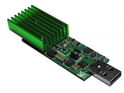 GekkoScience Compac USB Stick Bitcoin Miner 8gh/s+ (BM1384)