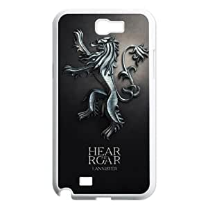 Samsung Galaxy N2 7100 Cell Phone Case White Game of Thrones XEL Toast Phone Covers