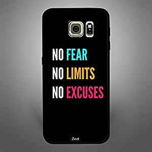 Samsung Galaxy S6 Edge no Fear limits excuses