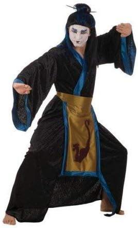 LIMIT Disfraz Adulto Samurai GOTICO (Talla L): Amazon.es ...