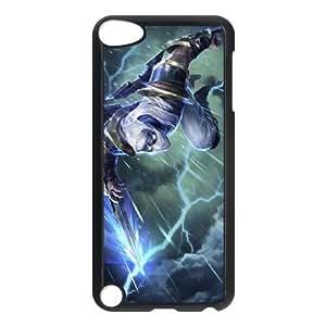 iPod Touch 5 Case Black Zed league of legends VCE_01391