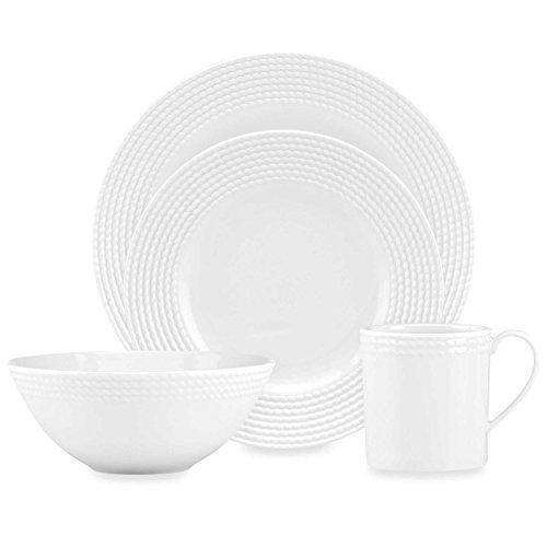 kate spade new york Wickford 4-piece Dinnerware Place Setting - Kate Spade China Bowls