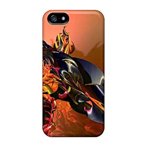 AlikonAdama Iphone 5/5s Hard Cases With Fashion Design/ NHd5745dDVm Phone Cases