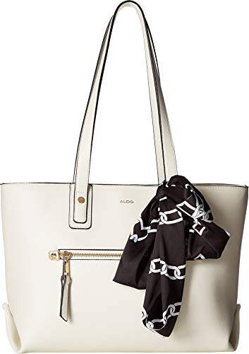 ALDO Women's Colmurano White One Size (Handbags Aldo White)