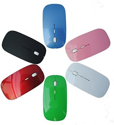 2.4GHz Wireless Ultra Thin Whisper Quiet Mouse Compact Mice