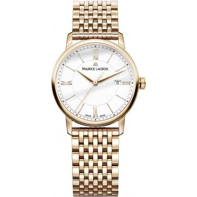 Maurice Lacroix Eliros EL1094-PVP06-111-1 Wristwatch for women Flat & light