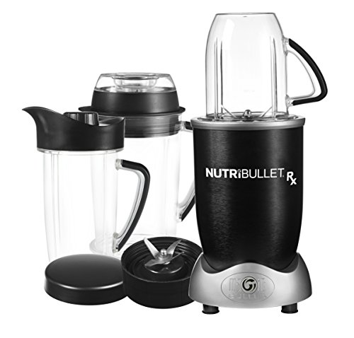 Magic-Bullet-NutriBullet-Rx-N17-1001-Blender-Black