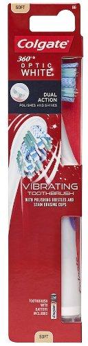 Colgate Optic Action Vibrating Toothbrush