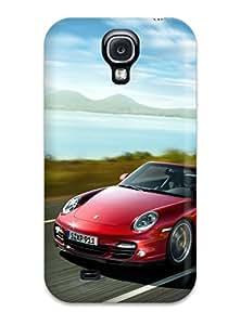 Tough Galaxy Case Cover/ Case For Galaxy S4(porsche 911 Turbo Cabrio)