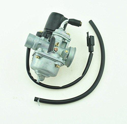 (Carburetor Carb For Polaris Scrambler 50 ATV Quad Carb 2001 2002)