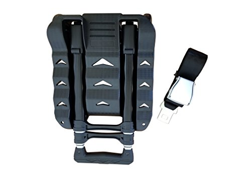 Holm Airport Car Seat Stroller Travel Cart and Child Transporter - A Carseat Roller for Traveling. Foldable, storable, and stowable Under Your Airplane seat or Over Head Compartment. by hölm (Image #8)